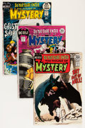 Bronze Age (1970-1979):Horror, House of Mystery Group (DC, 1971-72) Condition: Average VF-....(Total: 17 Comic Books)