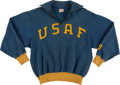 Explorers:Space Exploration, Ed White II: U.S. Air Force Sweatshirt from his PersonalCollection....