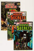Bronze Age (1970-1979):Horror, House of Secrets Group (DC, 1969-74) Condition: Average VF....(Total: 31 Comic Books)