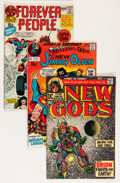 Bronze Age (1970-1979):Miscellaneous, DC Bronze Age Jack Kirby-Related Group (DC, 1970-72) Condition:Average VG/FN.... (Total: 20 Comic Books)
