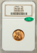 Lincoln Cents: , 1940 1C MS67 Red NGC. CAC. NGC Census: (557/0). PCGS Population(196/4). Mintage: 586,825,856. Numismedia Wsl. Price for pr...