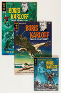 Silver Age (1956-1969):Horror, Boris Karloff Tales of Mystery File Copies Group (Gold Key, 1960s)Condition: Average VF/NM.... (Total: 6 Comic Books)