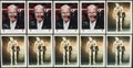 Basketball Collectibles:Photos, Red Kerr Signed Photograph - Lot of 10. ...