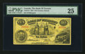 Canadian Currency: , Toronto, ON- The Bank of Toronto $10 Jan. 2, 1937 Ch. # 715-24-12. ...