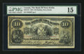 Canadian Currency: , Halifax, NS- The Bank of Nova Scotia $10 Jan. 2, 1924 Ch. # 550-18-18. ...