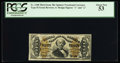 Fractional Currency:Third Issue, Fr. 1340 50¢ Third Issue Spinner Type II PCGS About New 53.. ...