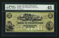 Canadian Currency: , Brantford, CW- The Bank of Brantford $2 Nov. 1, 1859 Ch. #40-10-02-04. ...