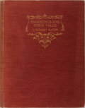 Books:Books about Books, J. Herbert Slater. Engravings and Their Value. New York: Charles Scribner's Sons, 1929. Sixth edition, revised a...