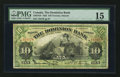 Canadian Currency: , Toronto, ON - The Dominion Bank $10 Jan. 2, 1925 Ch. # 220-18-10. ...