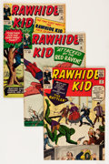 Silver Age (1956-1969):Western, Rawhide Kid Group (Marvel, 1963-66) Condition: Average FN-.... (Total: 11 Comic Books)