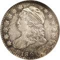 Bust Dimes: , 1821 10C Small Date MS65 NGC. JR-10, R.2. The dimes of 1821 come in10 varieties that comprise seven Large Date pairings an...
