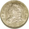 Bust Dimes: , 1828 10C Small Date MS65 NGC. JR-1, R.2. The dimes of this year areencountered in only two varieties, the Small Date JR-1 ...