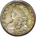 Bust Dimes: , 1830/29 10C MS67 PCGS. JR-5, R.2. One of only two overdates from1830, this variety is characterized by ME being distant an...