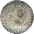 Early Dollars: , 1800 $1 AU58 NGC. B-14, BB-194, R.3. Die State III, early. A scarcedie state of the well kno...