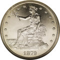 Proof Trade Dollars: , 1879 T$1 PR66 Cameo NGC. In the 1993 book Silver Dollars and Trade Dollars of the United States: A Complete Encyclopedia,...