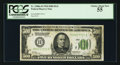 Small Size:Federal Reserve Notes, Fr. 2200-H $500 1928 Federal Reserve Note. PCGS Choice About New 55.. ...