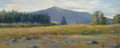 Paintings, WALTER GILMAN PAGE (American, 1862-1934). Mount Monadnock. Oil on panel. 7-1/4 x 17-1/2 inches (18.4 x 44.5 cm). THE J...
