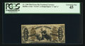 Fractional Currency:Third Issue, Fr. 1348 50¢ Third Issue Justice PCGS Extremely Fine 45.. ...