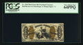 Fractional Currency:Third Issue, Fr. 1346 50¢ Third Issue Justice PCGS Very Choice New 64PPQ.. ...