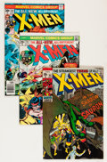 Bronze Age (1970-1979):Superhero, X-Men Group (Marvel, 1968-80).... (Total: 32 Comic Books)
