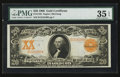 Large Size:Gold Certificates, Fr. 1183 $20 1906 Gold Certificate PMG Choice Very Fine 35 EPQ.....