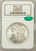 Morgan Dollars: , 1885-O $1 MS66 NGC. CAC. NGC Census: (4339/528). PCGS Population(2260/185). Mintage: 9,185,000. Numismedia Wsl. Price for ...