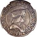 Italy, Italy: Milan. Louis XII of France Teston ND (1500-13),...