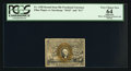 Fractional Currency:Second Issue, Fr. 1320 50¢ Second Issue PCGS Apparent Very Choice New 64.. ...