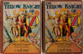 Books:Children's Books, [L. Frank Baum]. Ruth Plumly Thompson. Two Copies of The YellowKnight of Oz. Chicago: Reilly & Lee, circa 1930.... (Total:2 Items)