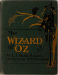Books:Children's Books, L. Frank Baum. The New Wizard of Oz. With Pictures by W. W.Denslow. Chicago: M. A. Donohue & Co., [n. d., circa...