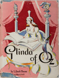 Books:Children's Books, L. Frank Baum. Glinda of Oz. Illustrated by John R. Neill. Chicago: Reilly & Lee, [n. d.]. Later edition. Publis...