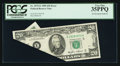 Error Notes:Foldovers, Fr. 2075-E $20 1985 Federal Reserve Note. PCGS Very Fine 35PPQ.....