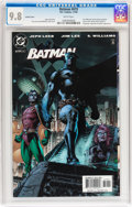 Modern Age (1980-Present):Superhero, Batman #619 Variant Cover (DC, 2003) CGC NM/MT 9.8 White pages....