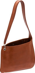 Luxury Accessories:Bags, Hermes Barenia Leather Sac Manille Shoulder Bag with PalladiumHardware. ...