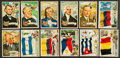 "Non-Sport Cards:Sets, 1956 Topps ""Flags of The World"" & 1972 Topps ""U.S. Presidents"" Collection (113). ..."