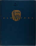 Books:Americana & American History, New York World's Fair [subject]. New York World's Fair,1939. New York World's Fair Incorporated, 1936. First ed...