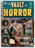 Golden Age (1938-1955):Horror, Vault of Horror #18 (EC, 1951) Condition: FN/VF....