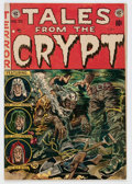 Golden Age (1938-1955):Horror, Tales From the Crypt #30 Canadian Edition (EC, 1952) Condition:VG+....