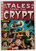 Golden Age (1938-1955):Horror, Tales From the Crypt #39 (EC, 1953) Condition: FN....