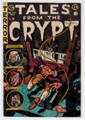 Golden Age (1938-1955):Horror, Tales From the Crypt #44 (EC, 1954) Condition: VG+....