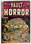 Golden Age (1938-1955):Horror, Vault of Horror #27 Canadian Edition (EC, 1952) Condition: AverageFN....
