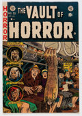 Golden Age (1938-1955):Horror, Vault of Horror #30 (EC, 1953) Condition: VG/FN....
