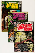 Bronze Age (1970-1979):Horror, The Witching Hour Group - Savannah pedigree (DC, 1970-77)Condition: Average NM-.... (Total: 6 Comic Books)