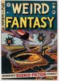 Golden Age (1938-1955):Science Fiction, Weird Fantasy #11 (EC, 1952) Condition: FN-....
