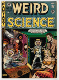 Golden Age (1938-1955):Science Fiction, Weird Science #15 (#4) (EC, 1950) Condition: VG....