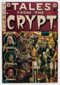 Golden Age (1938-1955):Horror, Tales From the Crypt #33 Canadian Edition (EC, 1952) Condition:VG-....