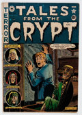 Golden Age (1938-1955):Horror, Tales From the Crypt #23 Canadian Edition (EC, 1951) Condition:VG-....