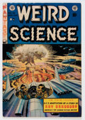 Golden Age (1938-1955):Science Fiction, Weird Science #18 (EC, 1953) Condition: VF-....