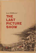 Books:Literature 1900-up, Larry McMurtry. The Last Picture Show. Dial Press, 1966.First edition, first printing. Publisher's cloth with m...