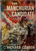 Books:Literature 1900-up, Richard Condon. The Manchurian Candidate. McGraw-Hill, 1959.First edition, first printing. Publisher's binding ...